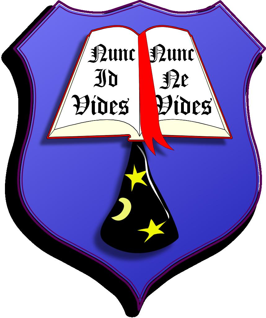 Wappen der Unsichtbaren Universität